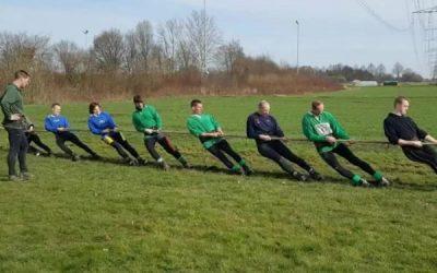 Eerste dag trainingskamp  #tow  #touwtrekken  #twif  #tauziehen  #seilziehen  #d…
