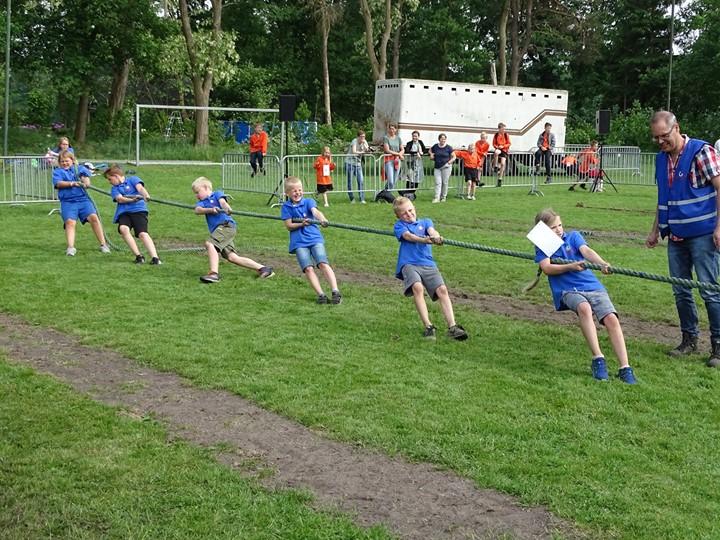 Het jaarlijkse scholentoernooi is werd vandaag gewonnen door Kisveld 1 in groep …