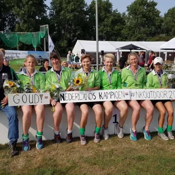 Vrijdag en zaterdag waren de Nederlandse kampioenschappen in TTV Monnickendam. M…