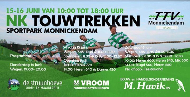 Vanmorgen rijden onze dames af naar Monnickendam om deel te nemen aan de Nederla…