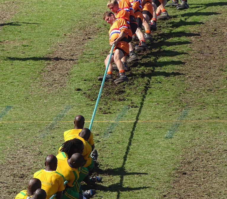 WK Zuid-Afrika dag 4