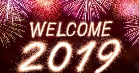 Mega Nieuwjaarsparty 'Welcome 2019'