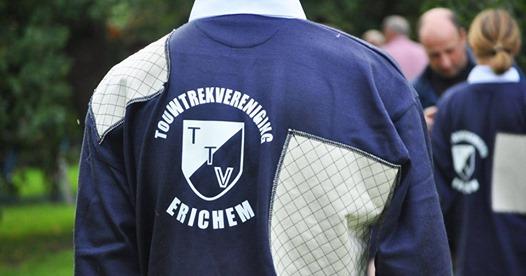 Touwtrek wedstrijden in Erichem gewest Oost