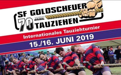 Next week international tournament.