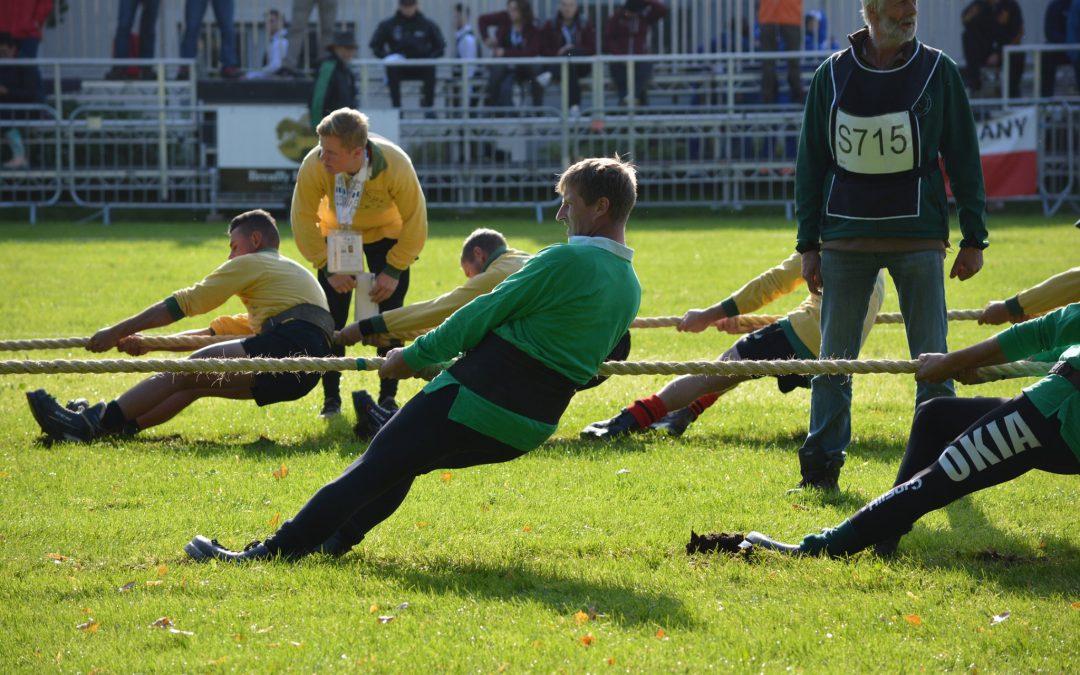 Europese kampioenschappen in Catselbar Ierland dag