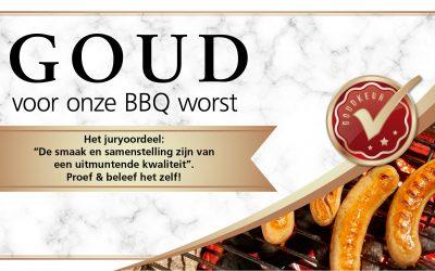 Wij zijn trots dat tijdens de landelijke barbecueworstkeuring de vak jury onze b…